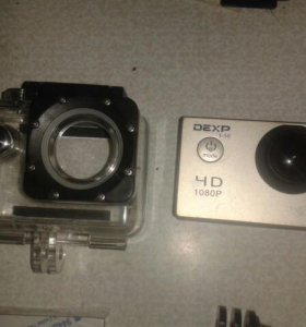 Экшен камера DEXP s-50