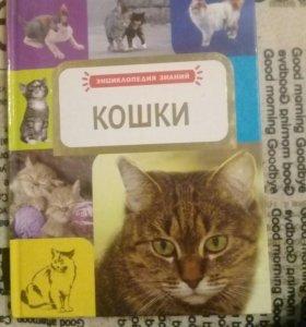 Энциклопедия знаний о кошках