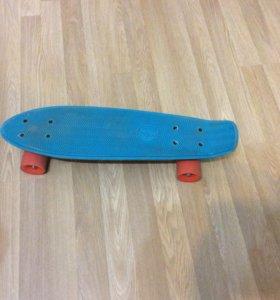Скейтборд penny board (cruiser)