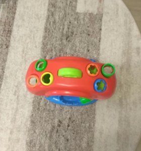 Интероктивная развивающая игрушка
