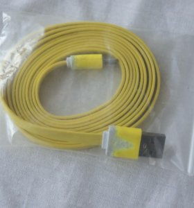 Скоростной кабель мини usb.