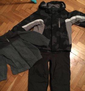 Куртка кофта и штаны childrensplace