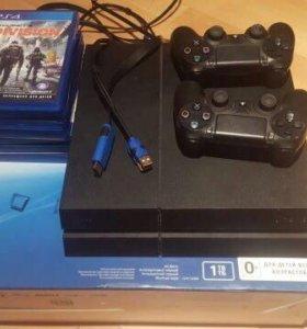 Сдам PS4 в аренду