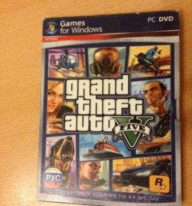 Компьютерная игра GTA 5