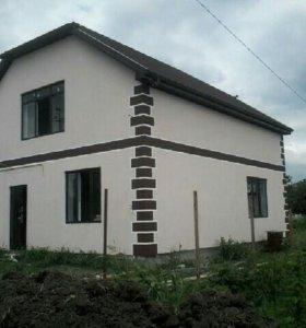 Теплоизоляция и отделка фасадов.