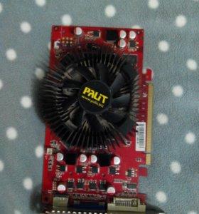 Видеокарта GF9800GT ,512M DDR3 256B