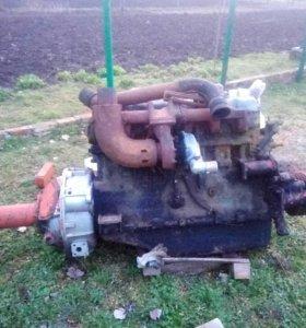Двигатель СМД 31