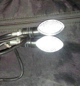 Светодиодные повороты