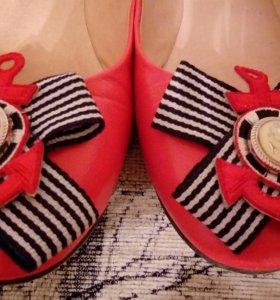 Туфли- балетки
