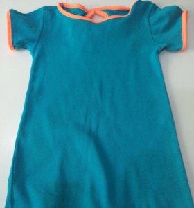 Новое Платье для малышки, размер 86/92
