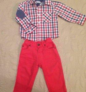 Стильный костюм для мальчиков