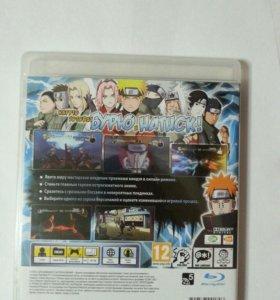 игра на ps3 Naruto Shippuden ultimate ninja STORM2