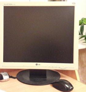 LCD монитор LG 17 дюймов