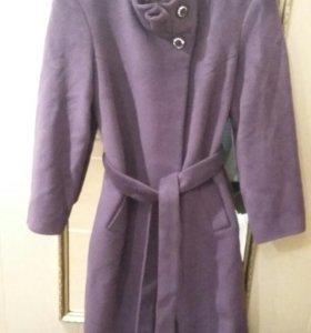 Пальто новое шерсть