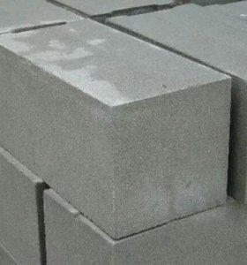 Блоки бетонные, керамзитобетонные