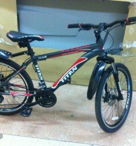 Новый велосипед Titan Flash 24
