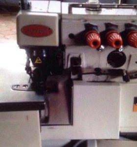 Промышленный трехниточный оверлок JOYEE JY-B603