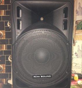 Музыкальная колонка XLine sound BAF-1595