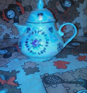 Чайник заварочный ГДР
