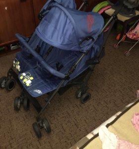 Коляска Baby Care City Twin