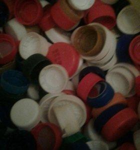 Крышки от пластиковых бутылок для поделок