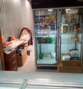 Вечный холодильный шкаф-витрина ARNEG ITALY