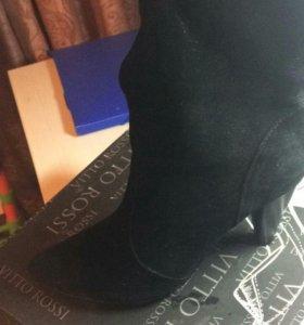 Ботинки натуральная замша Vitto Rossi🌟