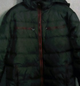 Куртка зимняя .мужская
