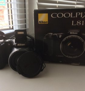 Фотоаппарат NICON COOLPIX L810