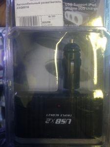 Розетка USB