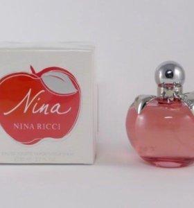 Нина Ричи Nina Ricci яблоко красное и зеленое