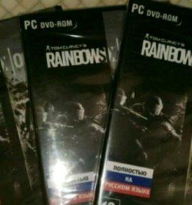 Rainbow six Siege PC, Радуга 6 Осада ПК