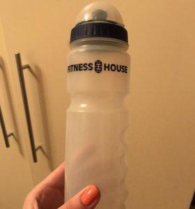 Бутылка Фитнес Хаус