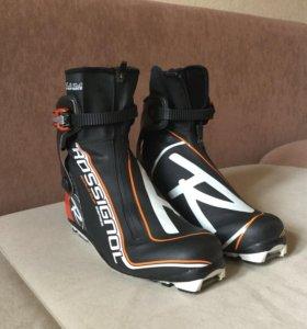 Лыжные ботинки Rossignol X-IUM WC skate