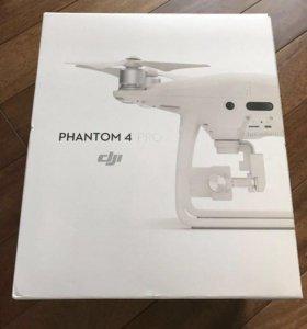 Dji Phantom 4 Pro (новый)