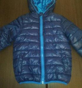 Куртка для мальчика (110-116)