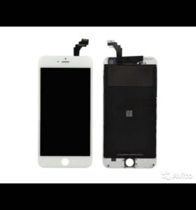 Дисплей iPhone 6 Plus белый OEM Original