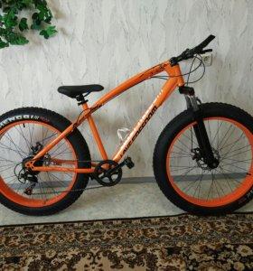 Fat bike велосипед фэтбайк