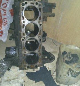 Головка блока цилиндров Opel Astra F