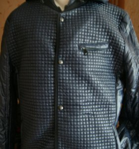 Демисезонные куртки новые