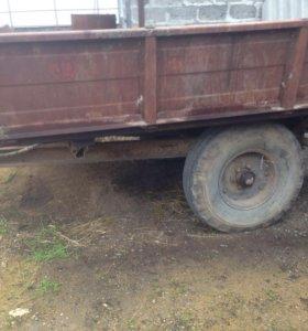 Прицеп тракторный одноостный