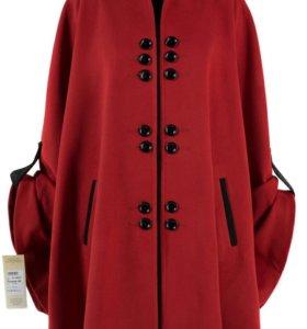 Новое пальто с биркой 50-52
