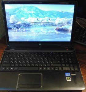 Ноутбук HP ENVY dv6