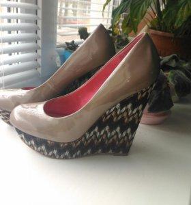 Новые туфли и сапоги
