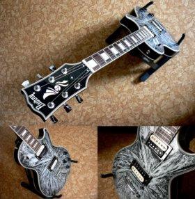 Гитара Burny RLC 55 PLB
