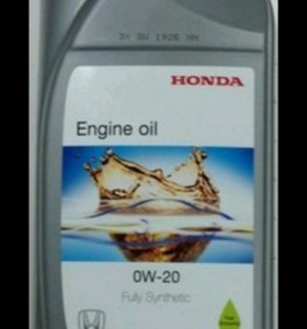 Масло моторное Honda Engine Oil 0W-20, 1 литр