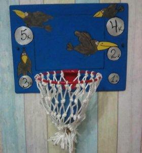 баскетбольное кольцо(торг).