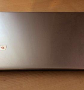 Ноутбук Packard bell Z5WT1. SSD 120Gb