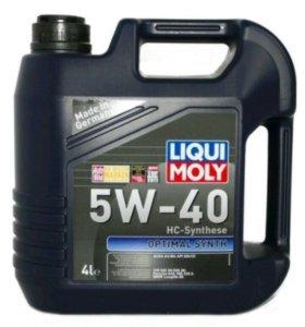 Liqui Moly Optimal Synth 5W-40 SN/CF 4л