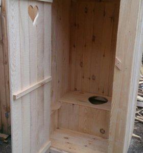 Дачный туалете